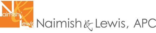 Naimish and Lewis Logo