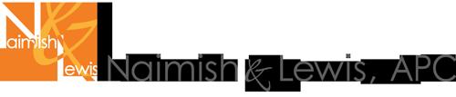 Naimish and Lewis Logo